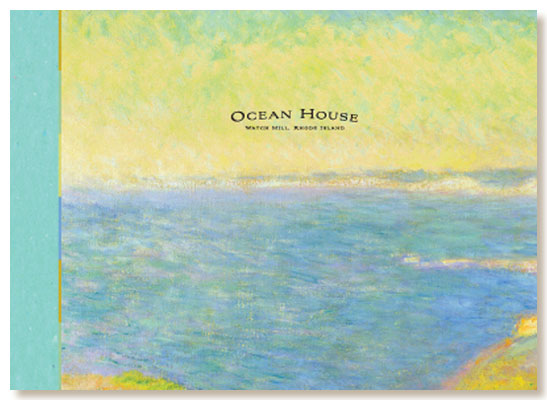 Ocean House book cover