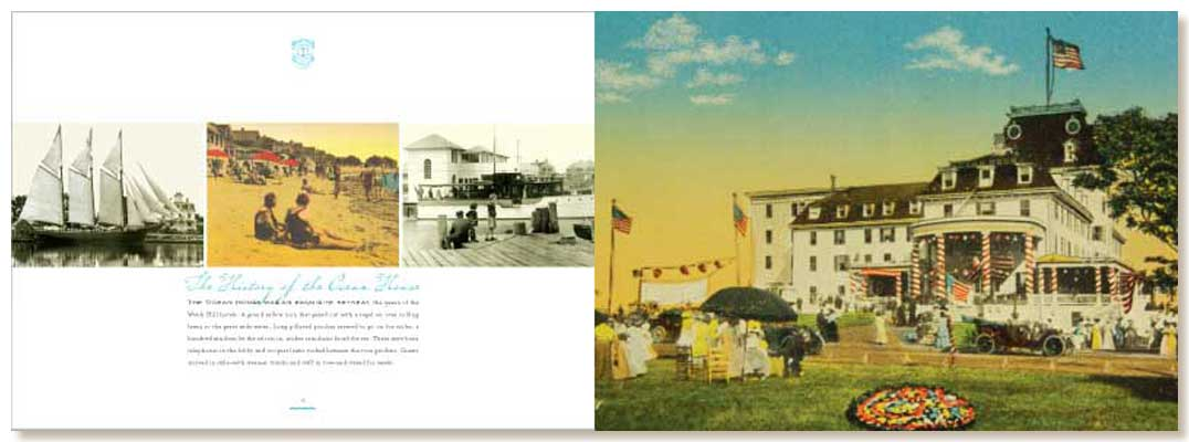 Ocean House book, old photos
